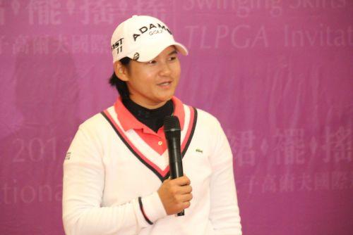 ヤニ・ツェンに沸いた女子プロゴルフの国際招待試合 - ima by kachimai[International Messages Access]