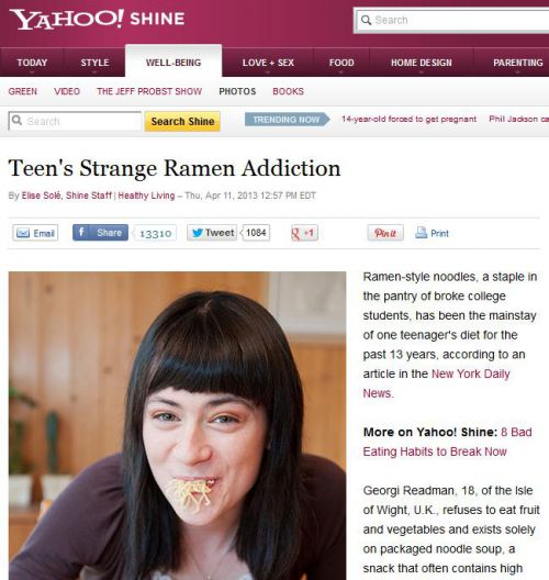 http://shine.yahoo.com/healthy-living/teen-s-strange-ramen-addiction--165713286.html より