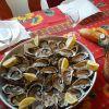 牡蠣大好きフランス人
