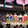 稀勢の里人気。相撲五月場所。