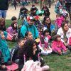チリの子どもたちが大好きな人形劇